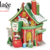 Department 56: North Pole Series - Saint Nick's Gift Sorting Centre