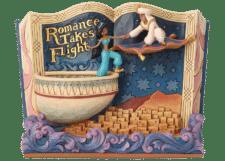 "Disney Traditions: Aladdin Storybook ""Romance Takes Flight"""