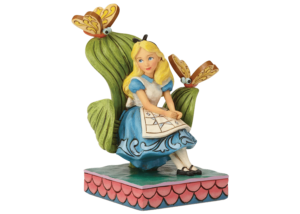 """Disney Traditions: Alice in Wonderland """"Curiouser and Curiouser"""""""