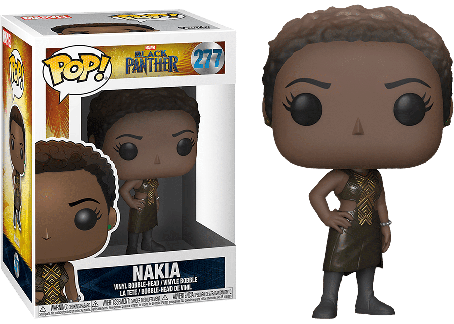 Funko Pop! Black Panther - Nakia #277