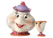 "Disney Traditions: Mrs. Potts and Chip ""A Mother's Love"""