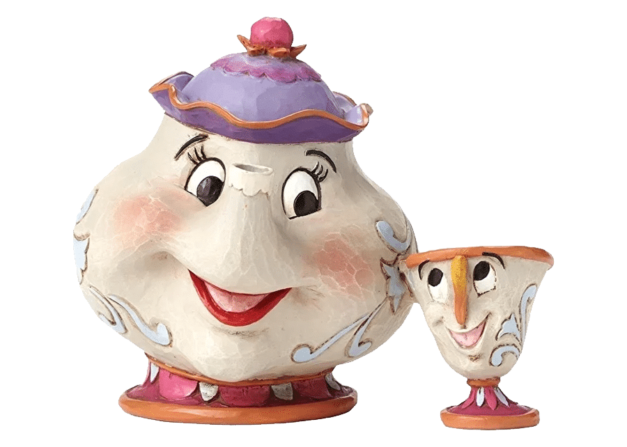 """Disney Traditions: Mrs. Potts and Chip """"A Mother's Love"""""""