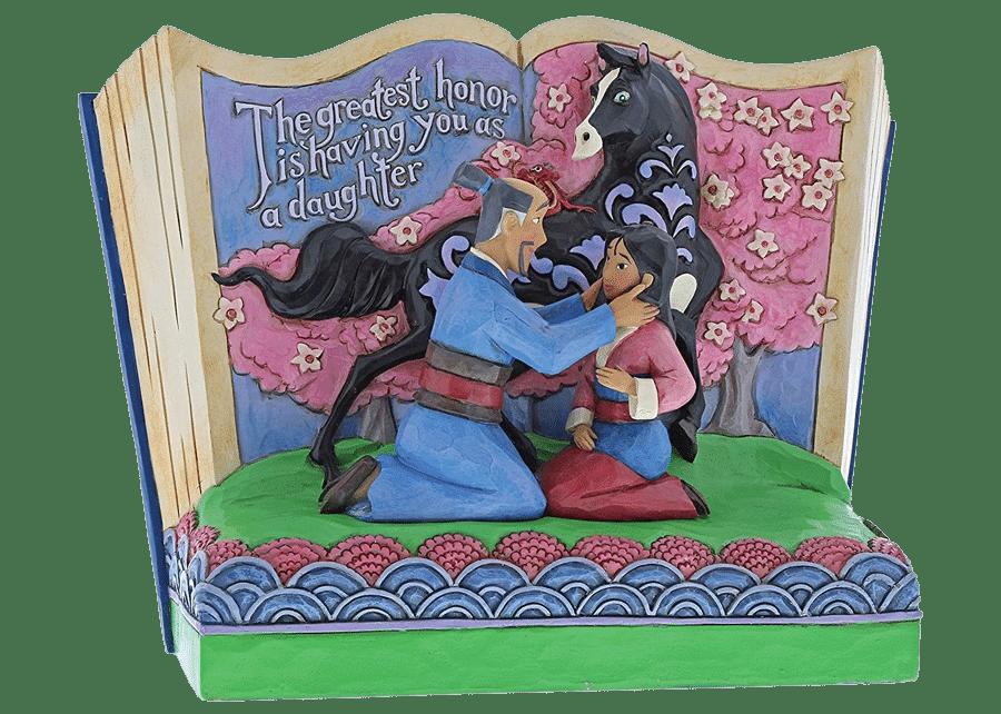 """Disney Traditions: Mulan """"Storybook"""""""