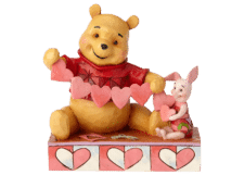 "Disney Traditions: Winnie the Pooh ""Handmade Valentines"""