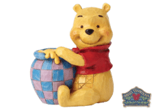 "Disney Traditions: Winnie the Pooh ""Pot of Honey"""