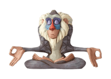 Disney Traditions: Rafiki Mini Figure