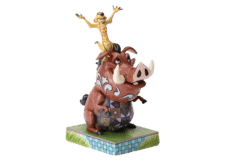 "Disney Traditions: Timon and Pumba ""Carefree Cohorts"""