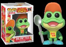 Funko Pop! Ad Icons: Dig Em' Frog #25