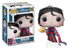 Funko Pop! Disney: Mulan #323