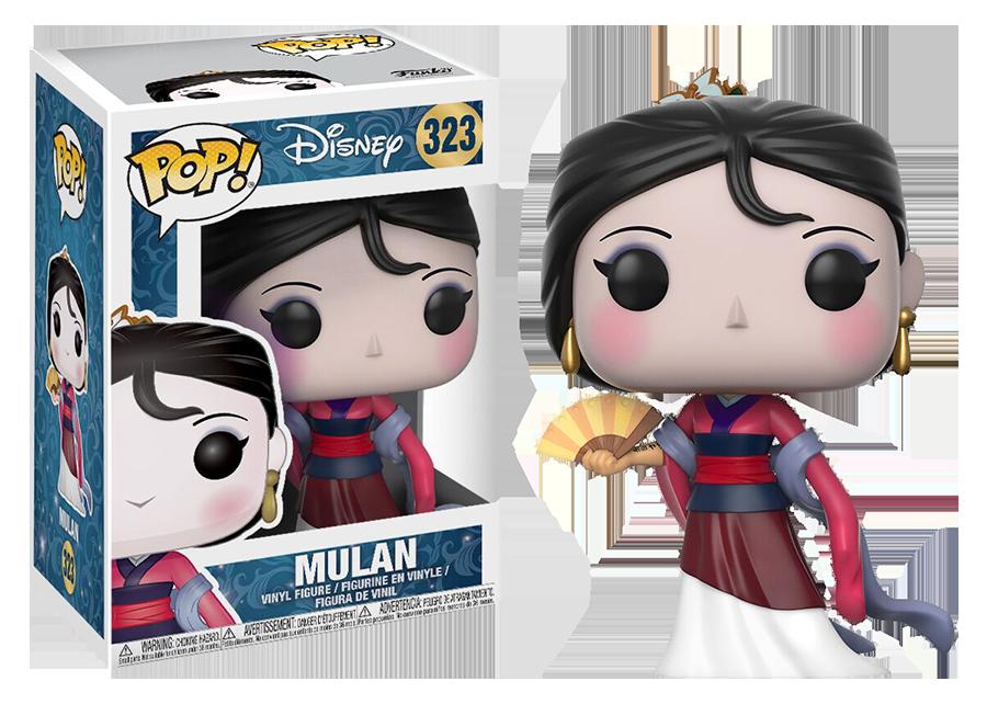 Funko Pop! Disney: Mulan #323