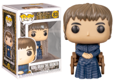 Funko Pop! Game of Thrones: King Bran the Broken #83
