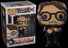 Funko Pop! Directors: Guillermo Del Toro #666