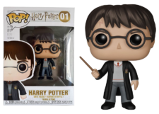 Funko Pop! Harry Potter: Harry Potter #01