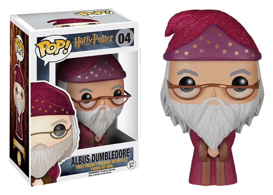 Funko Pop! Harry Potter: Albus Dumbledore #04