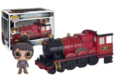 Funko Pop! Hogwarts Express Engine with Harry #20