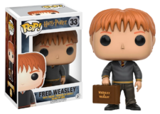 Funko Pop! Harry Potter: Fred Weasley #33