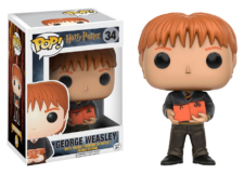 Funko Pop! Harry Potter: George Weasley #34