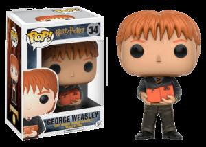 Funko Pop! Harry Potter: George Weasley #34
