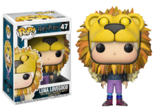 Funko Pop! Harry Potter: Luna Lovegood #47