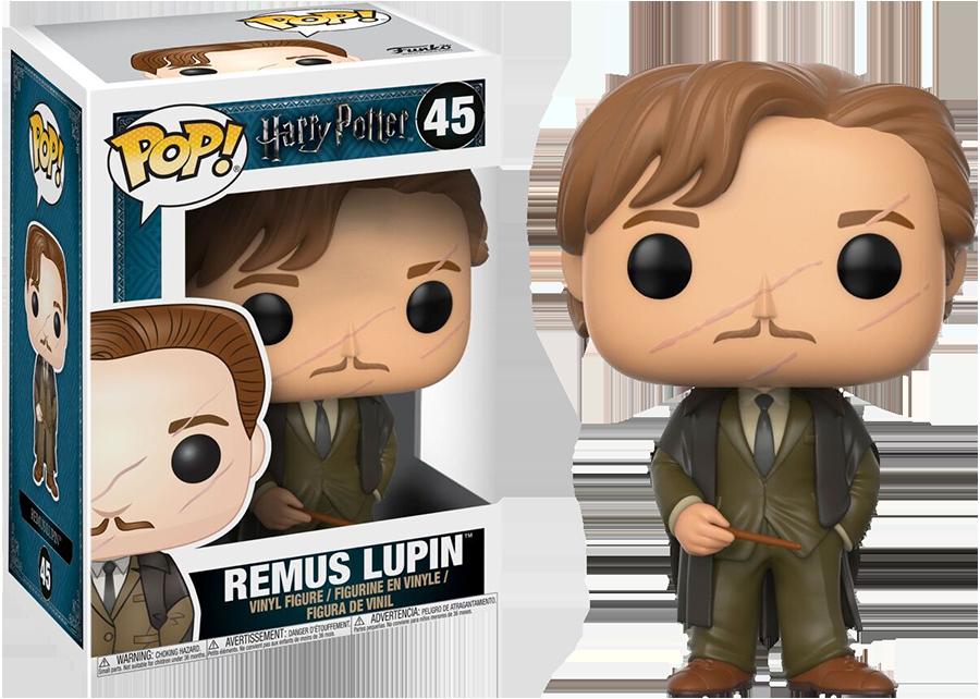 Funko Pop! Harry Potter: Remus Lupin #45