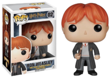 Funko Pop! Harry Potter: Ron Weasley #02