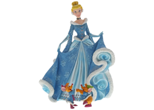 Haute Couture: Christmas Cinderella