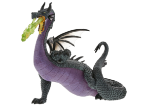 Haute Couture: Maleficent Dragon
