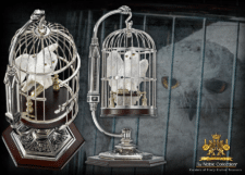 Harry Potter: Miniature Hedwig with Cage