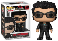 Funko Pop! Jurassic Park: Dr. Ian Malcolm #547