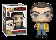 Funko Pop! Jurassic Park: Dennis Nedry #551