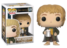 Funko Pop! Lord of the Rings: Merry Brandybuck #528