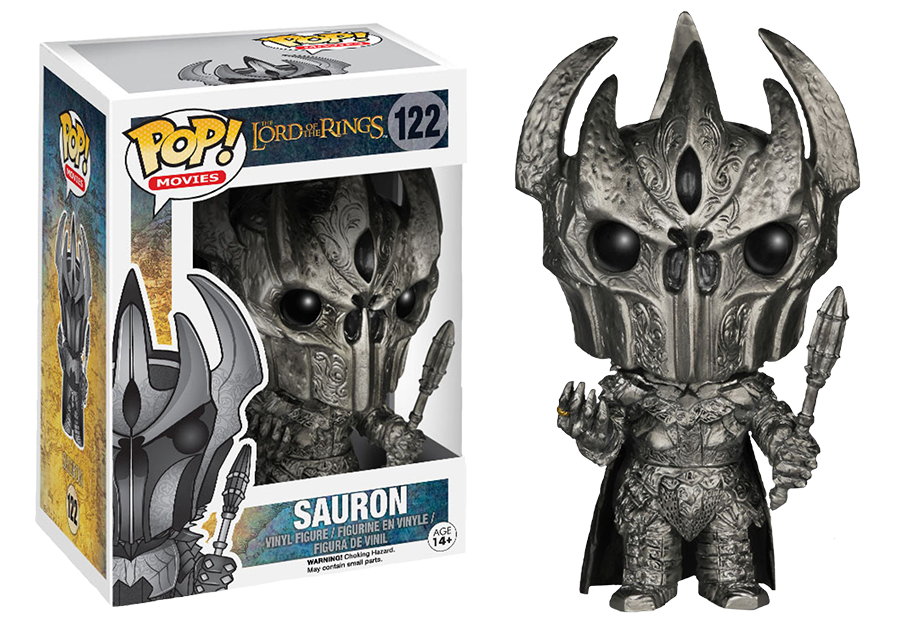 Funko Pop! Lord of the Rings: Sauron #122