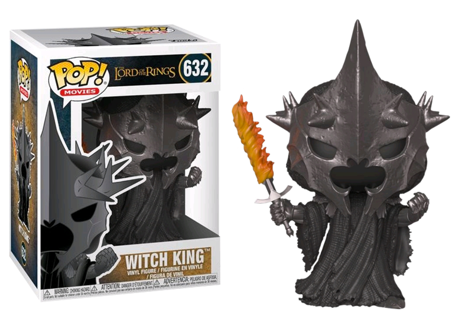 Funko Pop! Lord of the Rings: Witch King #632