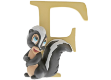 "Disney Alphabet Letters: F ""Flower"""