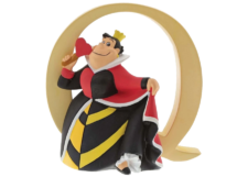 "Disney Alphabet Letters: Q ""Queen of Hearts"""