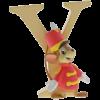 """Disney Alphabet Letters: Y """"Timothy Q Mouse"""""""