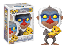 Funko Pop! Disney: Rafiki #301