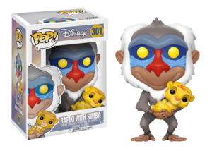 Funko Pop! Disney: Rafiki #301