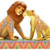"Disney Traditions: Simba and Nala ""Savannah Sweethearts"""