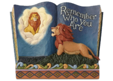 "Disney Traditions: Lion King Storybook ""Remember Who You Are"""