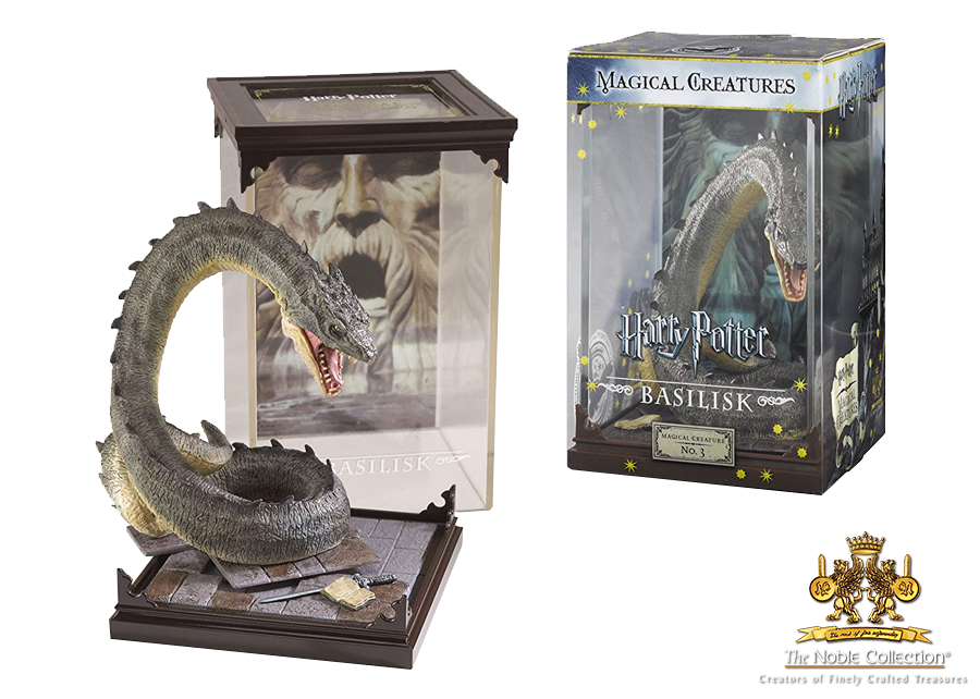 Harry Potter: Magical Creatures - Basilisk #03