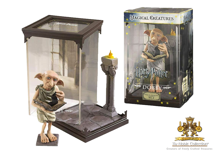 Harry Potter: Magical Creatures - Dobby #02