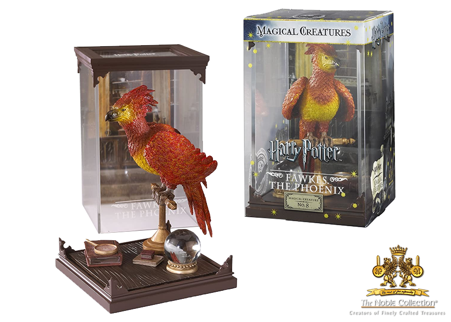 Harry Potter: Magical Creatures - Fawkes #08
