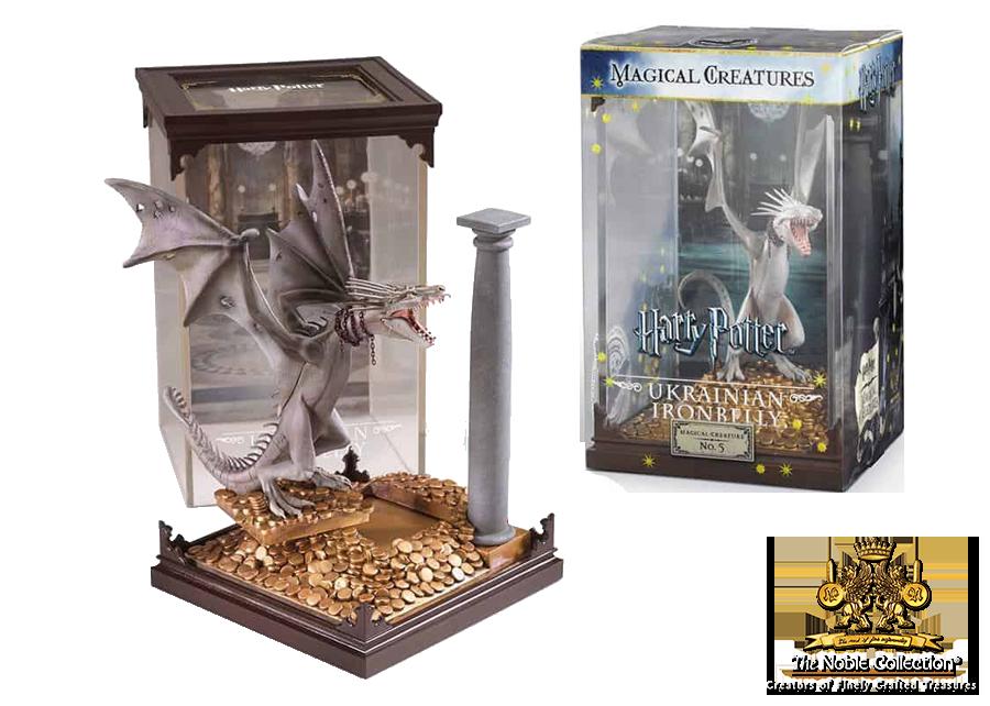 Harry Potter: Magical Creatures - Ukrainian Ironbelly #05