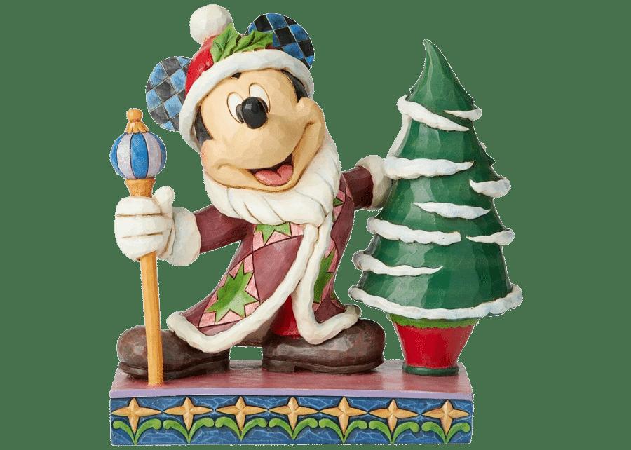 "Disney Traditions: Mickey ""Jolly Ol St. Mick"""