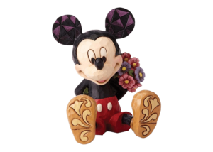 Disney Traditions: Mickey with Flowers Mini