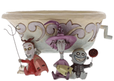 """Disney Traditions: Lock Shock and Barrel """"Tricksters and Treats"""""""