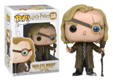 Funko Pop! Harry Potter: Mad-Eye Moody #38