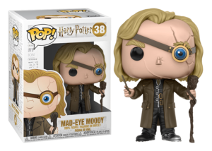 Funko Pop! Harry Potter: Mad-Eye Moody #38