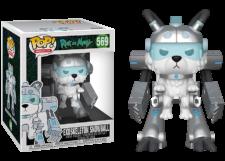 Funko Pop! Rick and Morty: Exoskeleton Snowball #569